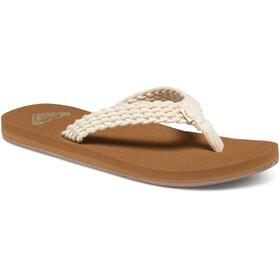 Roxy Porto II - Sandalias Mujer - beige/marrón